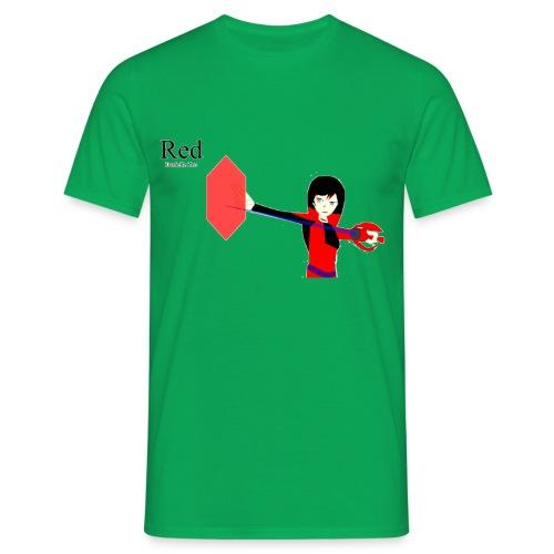 Red 2658 png - Men's T-Shirt
