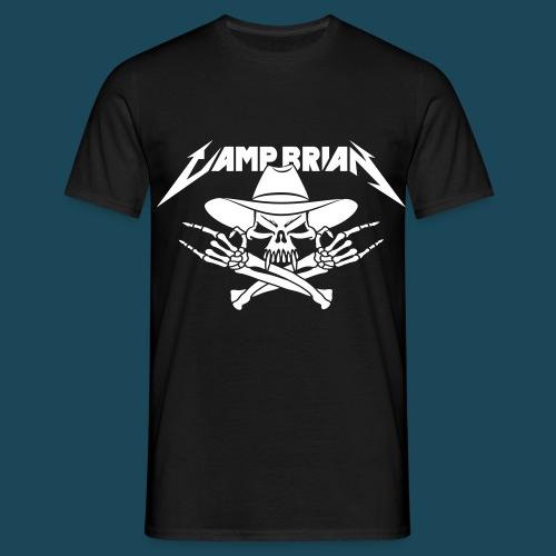 Camp Brian classico vector - Men's T-Shirt