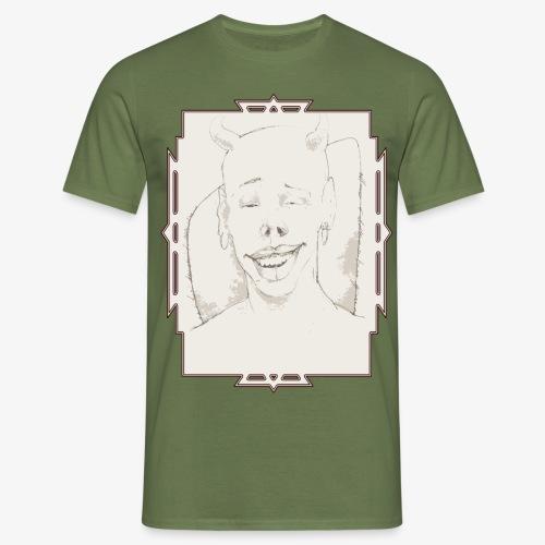 smile - Maglietta da uomo