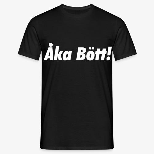 Åka Bött - T-shirt herr