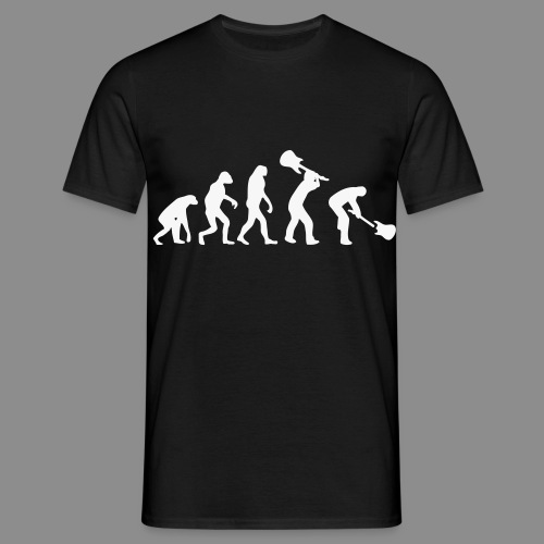 Evolution Rock - Camiseta hombre