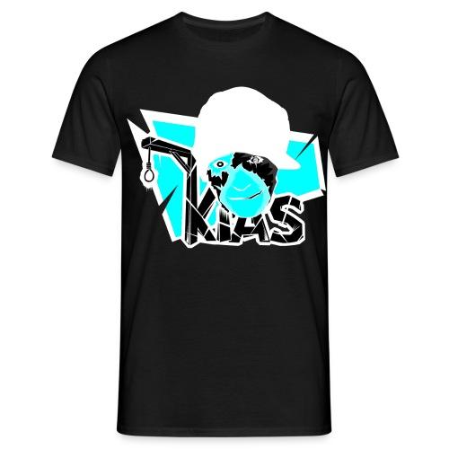 KIAS SHIRT2 ATOM png - Männer T-Shirt