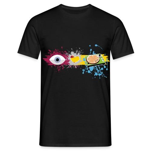 juicy HG dunkel 3 - Männer T-Shirt