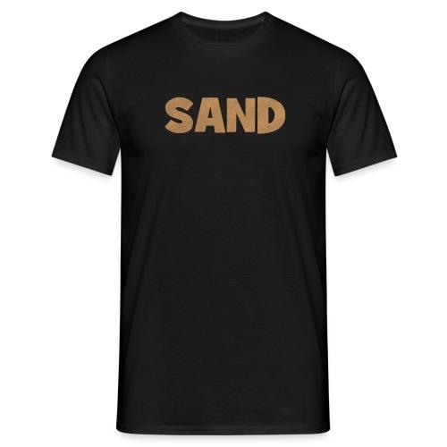 Sand Strand T-Shirt - Männer T-Shirt