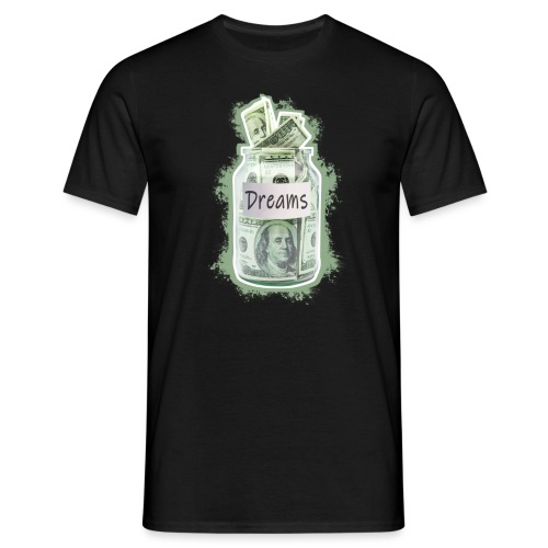 DREAM MONEY | Success Designs - Männer T-Shirt