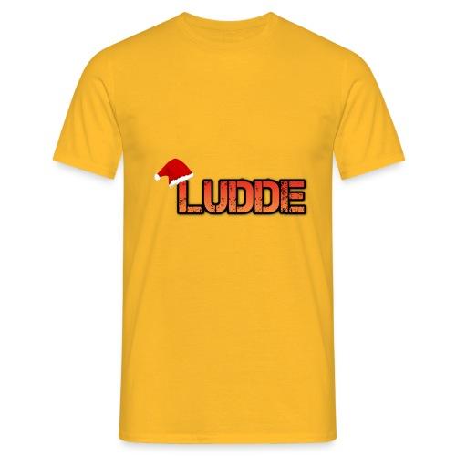 Exklusivt Jul tryck :D - T-shirt herr
