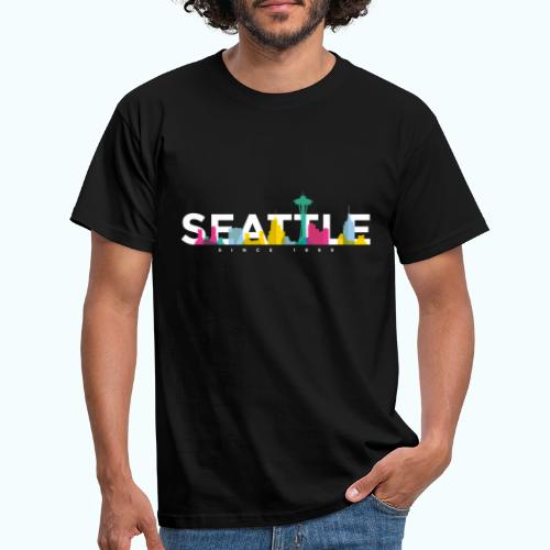 Seattle - Men's T-Shirt