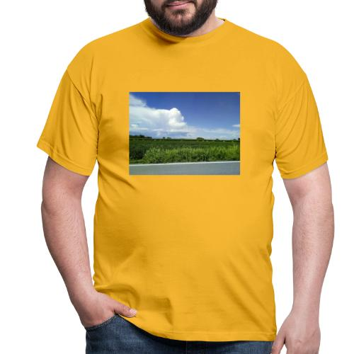 prato verde - Maglietta da uomo