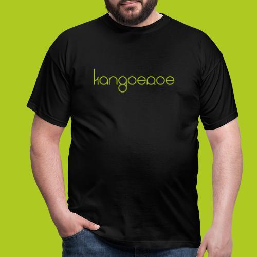 Green Kangoeroe design - T-shirt Homme