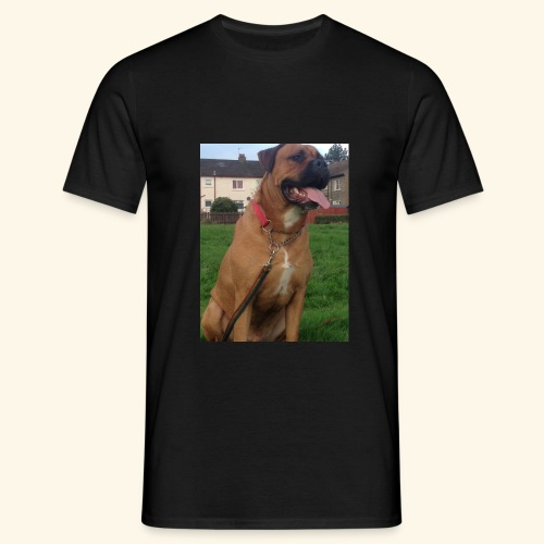 Big Dog tee - Men's T-Shirt