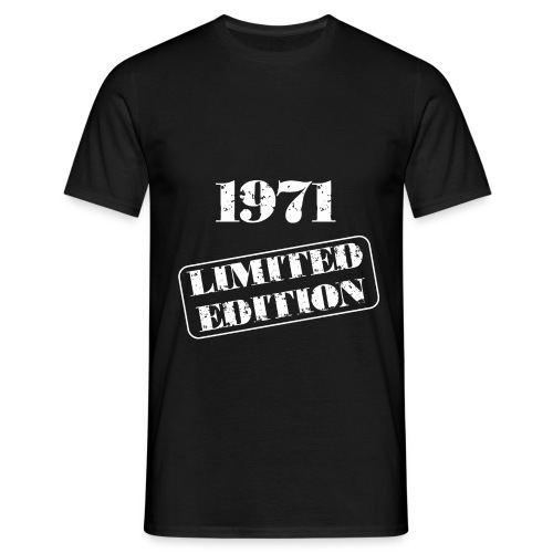 Limited Edition 1971 - Männer T-Shirt