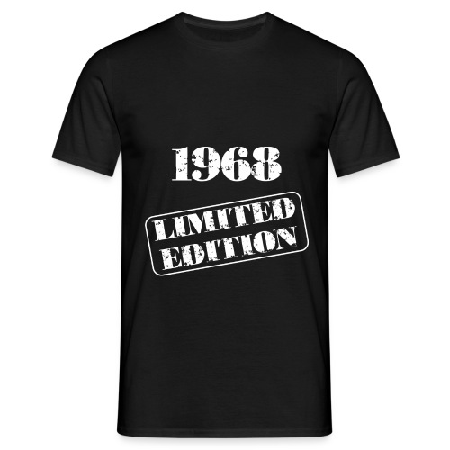Limited Edition 1968 - Männer T-Shirt