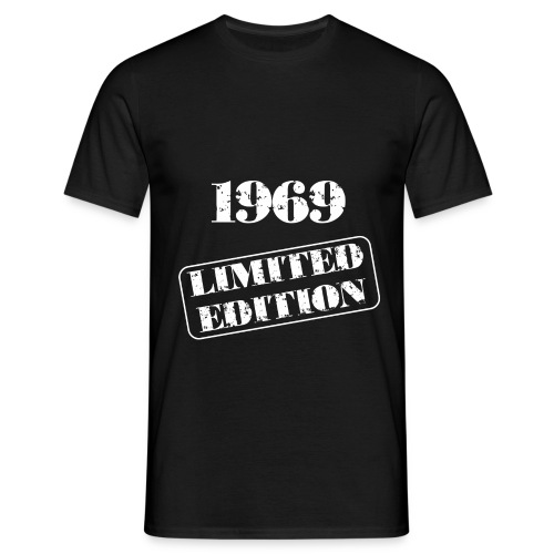 Limited Edition 1969 - Männer T-Shirt