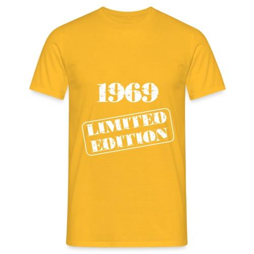 Limited Edition 1969 - Männer T-Shirt