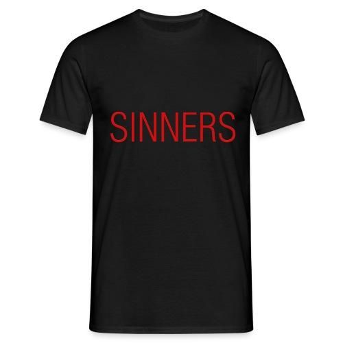 Sinners - T-shirt Homme