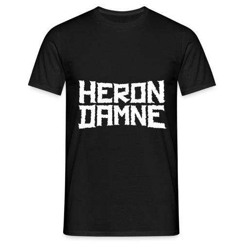 Héron Damné - T-shirt Homme
