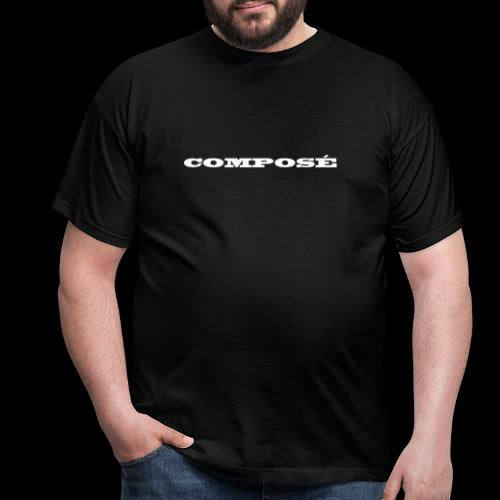 Composé Series 2 - Mannen T-shirt
