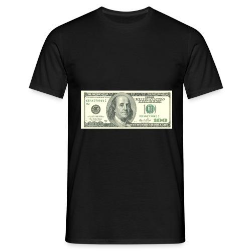 look at me money - Men's T-Shirt