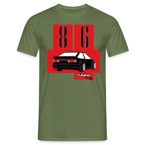 86 - Männer T-Shirt