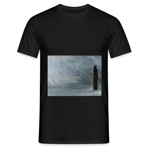 Wise man/Weeping widow - Men's T-Shirt