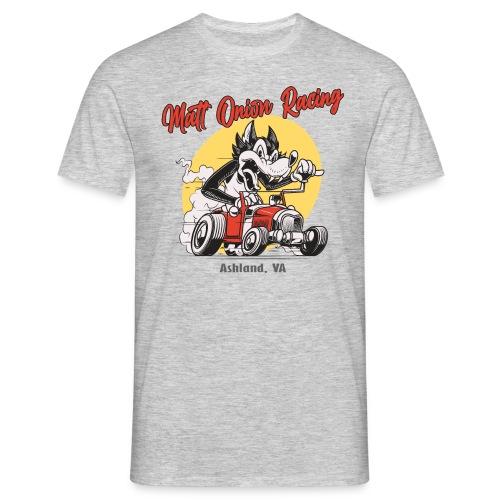 Matt Onion Racing - US Muscle Car Hotrod Motorrad - Männer T-Shirt