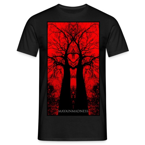 M by MAYAINMADNESS - Männer T-Shirt