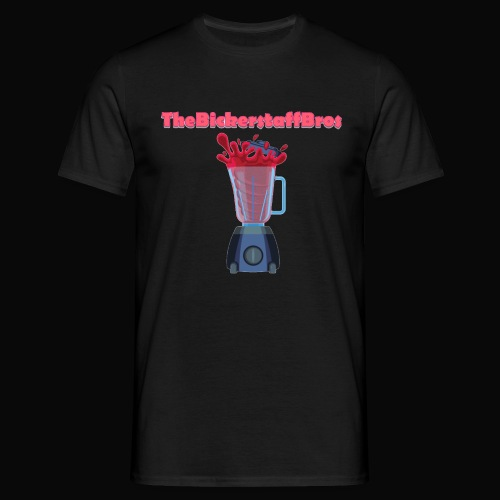 Show your love for the smoothies - Men's T-Shirt