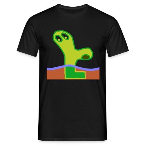 gruene nase 1 1 - Männer T-Shirt