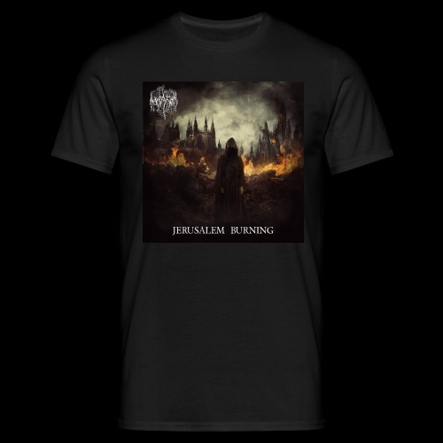 Jerusalem Burning - Men's T-Shirt