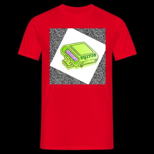 bleeper 2 - Männer T-Shirt