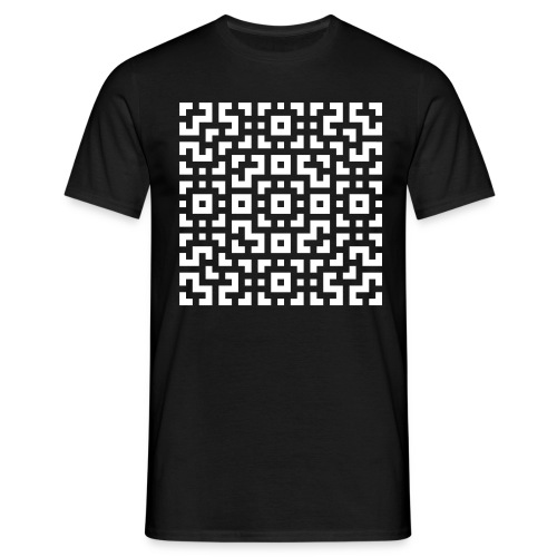 fredkin replicator - Men's T-Shirt