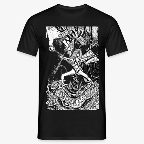 Succubus - Mannen T-shirt