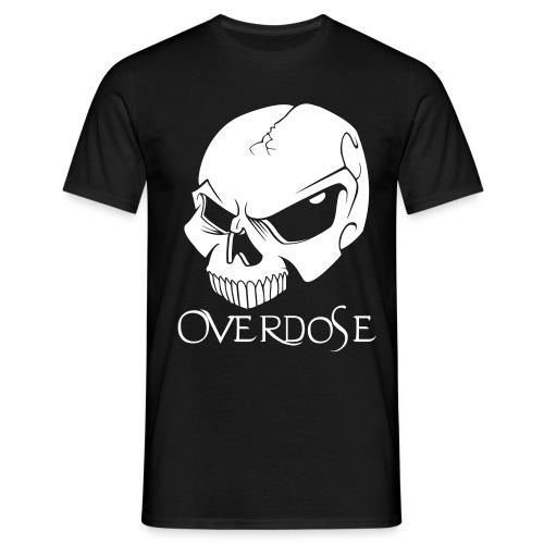 overdose front 1 - Männer T-Shirt