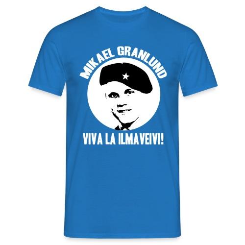 Mikael Granlund Viva La Ilmaveivi - Miesten t-paita