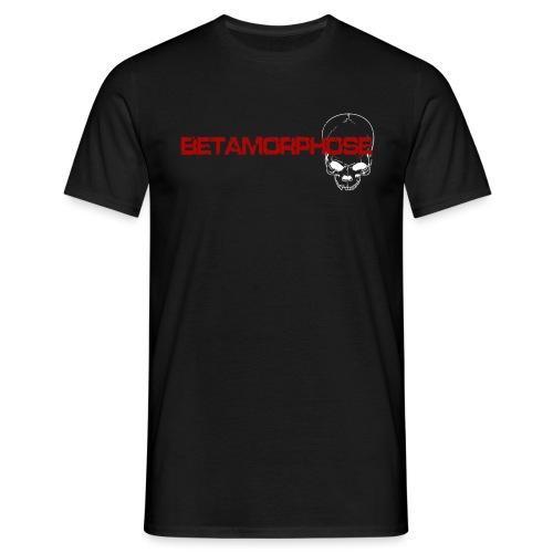 bm front - Männer T-Shirt