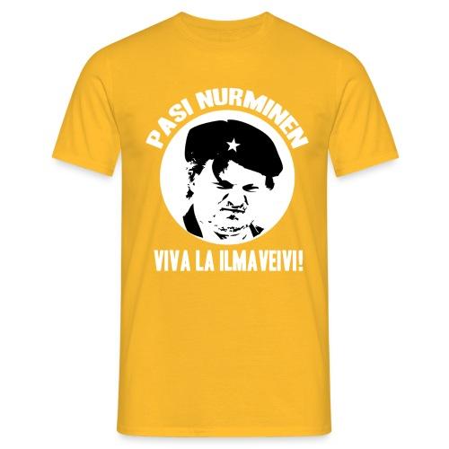 Pasi Nurminen Viva La Ilmaveivi - Miesten t-paita
