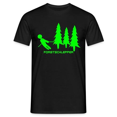 Forstschlepper - Männer T-Shirt
