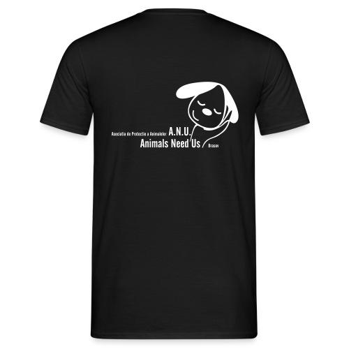 anu vector T - Männer T-Shirt