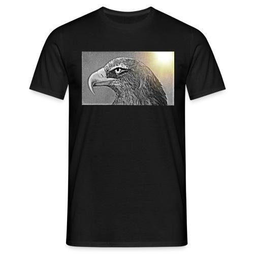 Aigle majestueux - T-shirt Homme