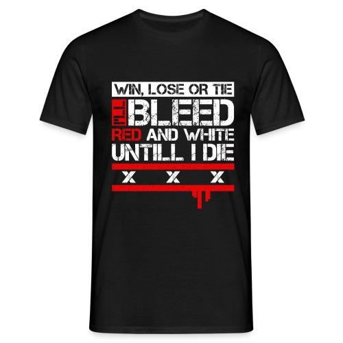 Ajax 'Bleeding' Collectie - Mannen T-shirt