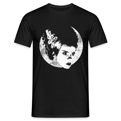 Bride Of Frankenstein White - Men's T-Shirt