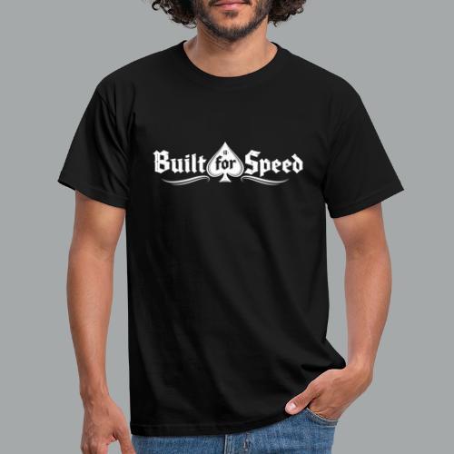 BFS WHITE - Men's T-Shirt