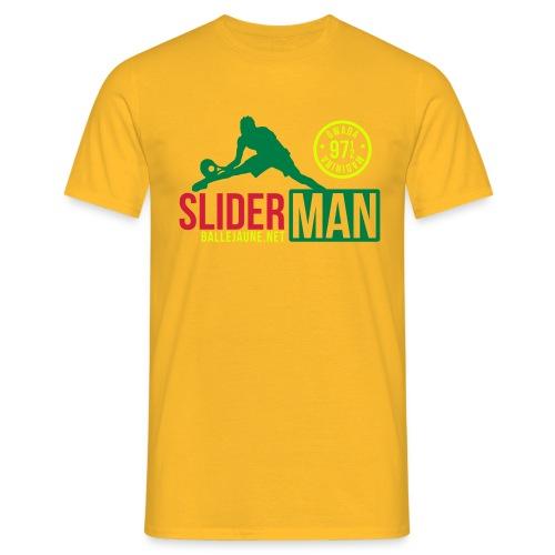slidermansimple - T-shirt Homme