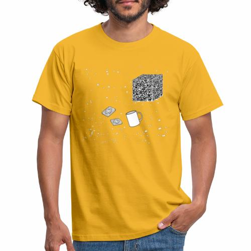 Borg tea and biscuits - Men's T-Shirt