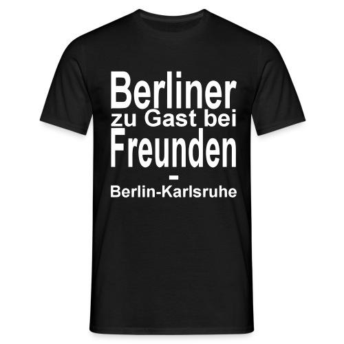 gastbeifreunden - Männer T-Shirt