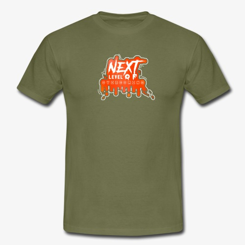NEXT LEVEL OF OVERCOMING - Camiseta hombre