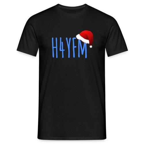 Weihnachts Logo - Männer T-Shirt