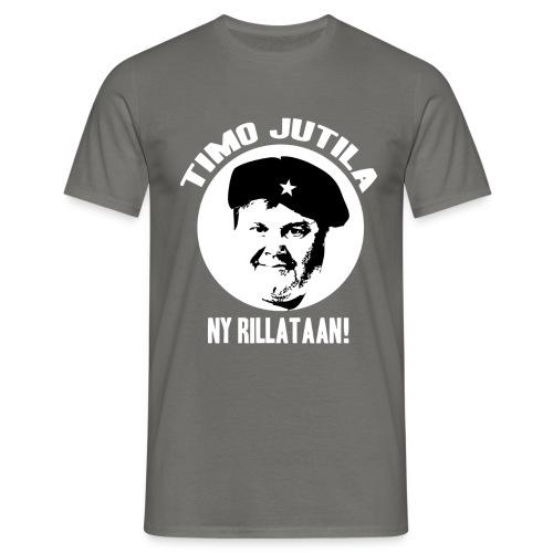 Ny rillataan - Miesten t-paita