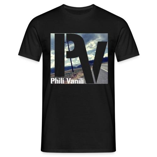 Phili Vanili Street - Männer T-Shirt