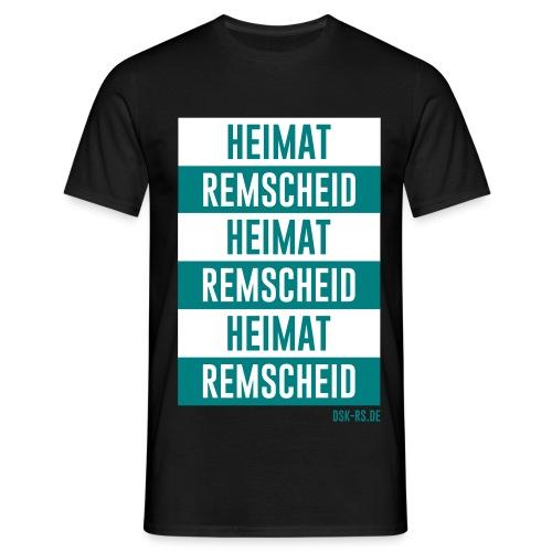 Heimat / Remscheid Shirt - Männer T-Shirt